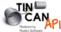 Tin Can API Logo