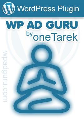 wp ad guru plugin
