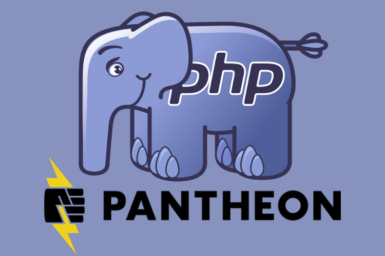 php on pantheon hosting